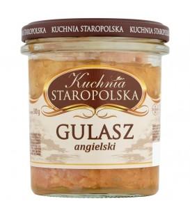 Kuchnia Staropolska Gulasz angielski 300g