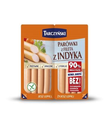 Tarczyński Parówki z Fileta Indyka 180g.