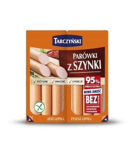 Tarczyński Parówki z szynki 220g