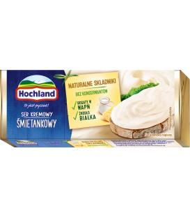 Hochland Śmietankowy Ser topiony kremowy 100 g
