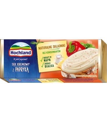 Hochland z Papryką Ser topiony kremowy 100 g
