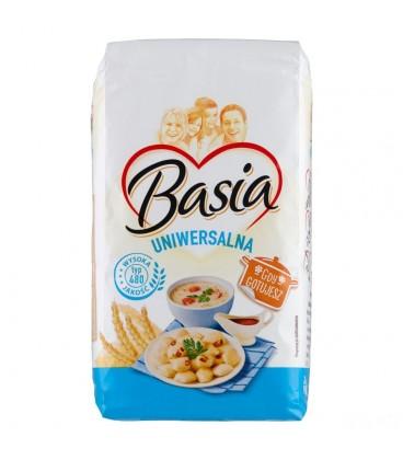 Mąka Uniwersalna 1kg Typ 480 Basia