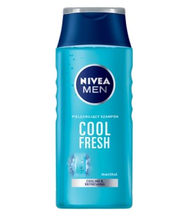 Nivea Men Szampon do włosów Cool Fresh 400ml