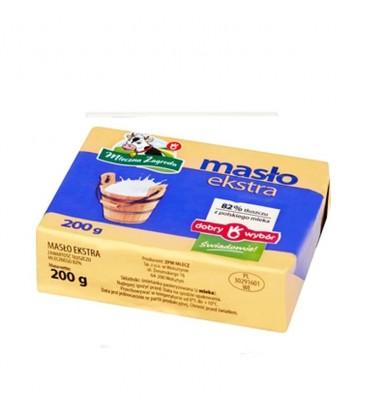 EC Mleczna zagroda masło extra 200g
