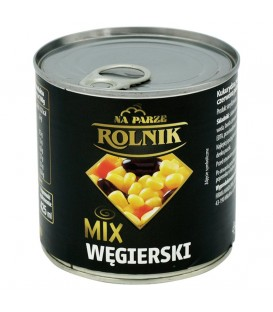 Rolnik Mix na parze Węgierski 425ml