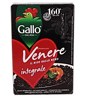 Riso Gallo Ryż czarny Venere 500g
