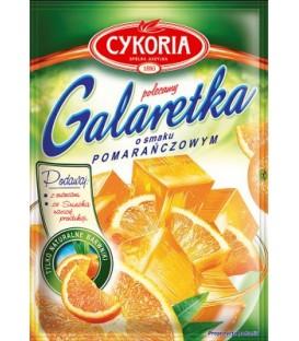Galaretka o sm.Pomarańczowym 75g