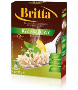 Ryż Brązowy 0,5kg Britta