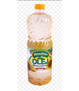 Olej Słonecznikowy 1l.Mondello