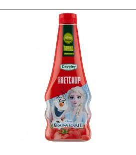 Ketchup tomato Disney 550g Develey