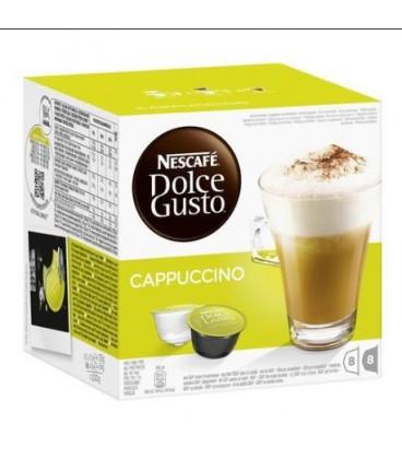 Kapsułki Nescafe Dolce Gusto Cappucino 16kaps