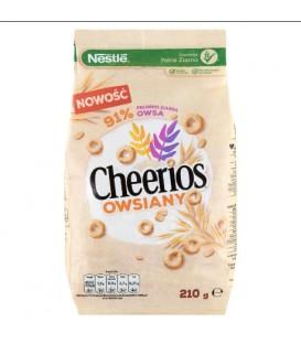 Płatki śniadaniowe Cheerios Owsiany 210g