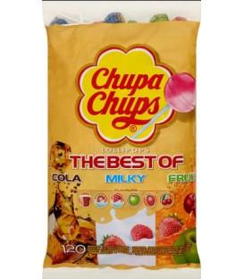 Chupa chups lizaki torba best of 12g