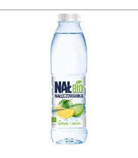 Woda N/G Smakowa Nał Bio Cytryna &Limonka 0.5L