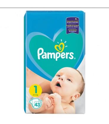 Pieluszki Pampersy newborn 1 Procter