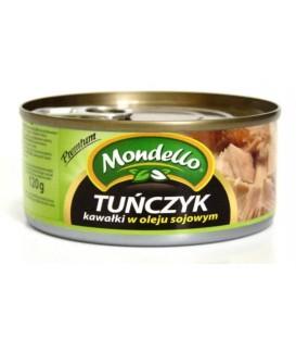 Tuńczyk W Oleju 170g.Mondello