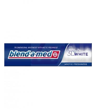 Blend-a-Med. Pasta 3D White arctic 100ml