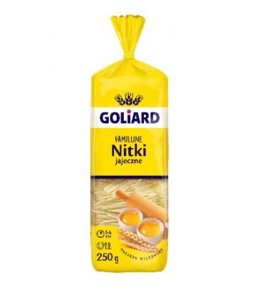 Makaron Goliard 250g Nitka Swojska