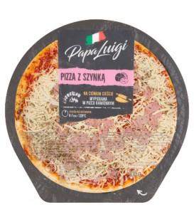 Pizza z szynką 400g PAPA LUIGI