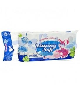 Papier toal. 8rolek 2w 180lis.LUX Bunny