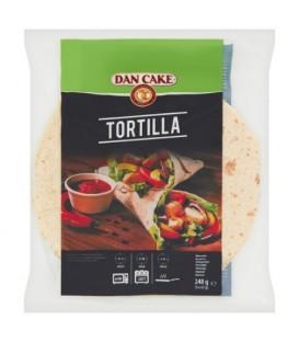 Tortilla Wraps 248g Dan Cake