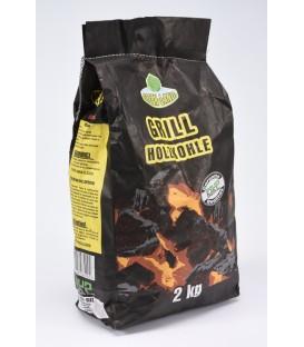 Węgiel drzewny do grilla 2kg Pol-Drew