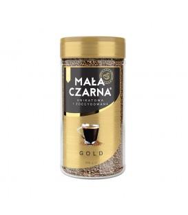 Kawa rozpuszczalna Gold mała czarna 200g słoik