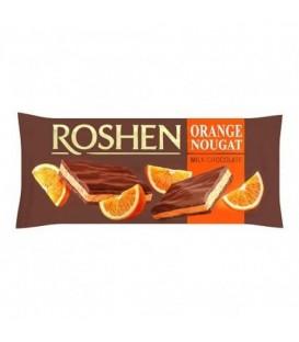 Czekolada Roshen Milk Nougat Orange90g.
