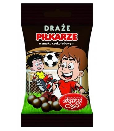 Draże czekoladowe 70g Skawa