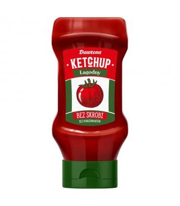 Ketchup Łagodny 450g Dawtona