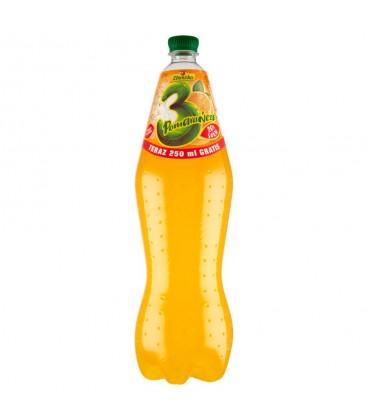Napój gazowany Zbyszko 3 pomarańcze 1,75l