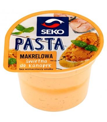 Pasta makrelowa 80g Seko