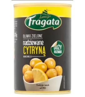 Oliwki z Cytryną 300g.Fragata