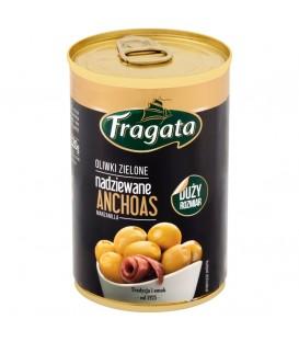 Oliwki z Anchois 300g.Fragata