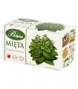 Herbata Mięta 40g Bifix (20t*2g)
