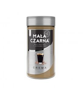 Kawa rozpuszczalna Crema mała czarna 150g słoik