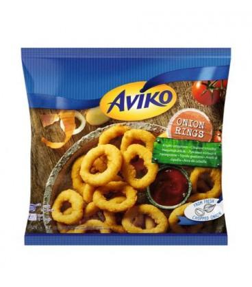 Krążki cebulowe Onion Rings Aviko 450g