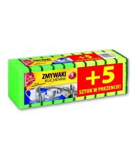 ZMYWAK KUCHENNY AZ 5+5GRA, ANNA ZARADNA