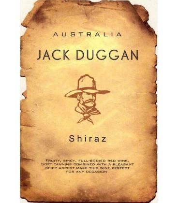 Jack Duggan Shiraz South Australia