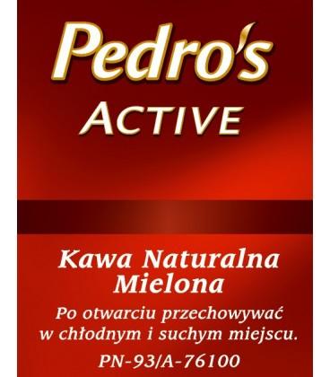 KAWA MIELONA PEDROS ACTIVE VAC 500G