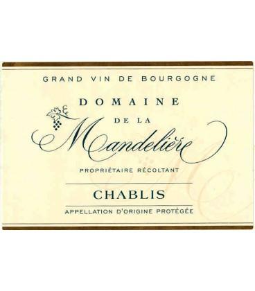 Chablis Domaine De La Mandeliere
