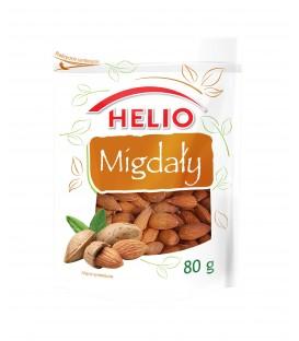 Migdały HELIO 80 g