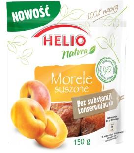 Morele suszone HELIO NATURA 150 g