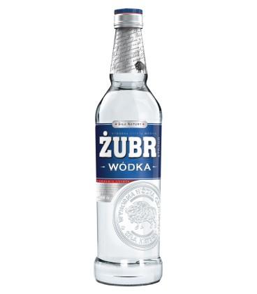 Żubr Wódka 40% vol. 500ml