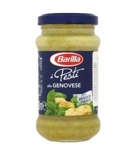 Barilla Pesto alla Genovese Sos pesto z bazylią 190 g