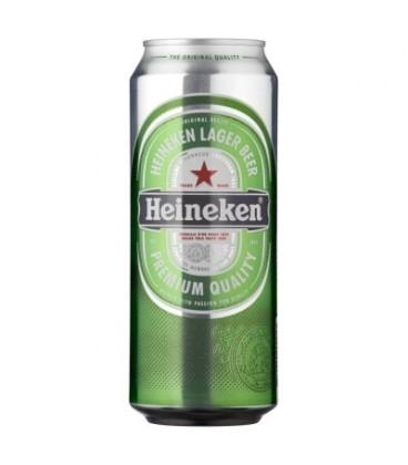 Heineken piwo puszka 0,5l