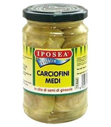 IPOSEA karczochy w oleju 314 ml