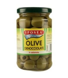 Iposea oliwki zielone bez pestek 314 ml