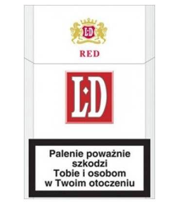 LD Red Ks Box