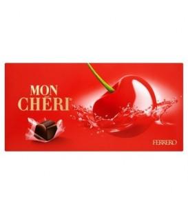 Mon Chéri Pralinki z czekolady z czereśnią w likierze 157,5 g